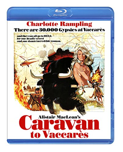 Blu-ray : Caravan To Vaccares (Blu-ray)