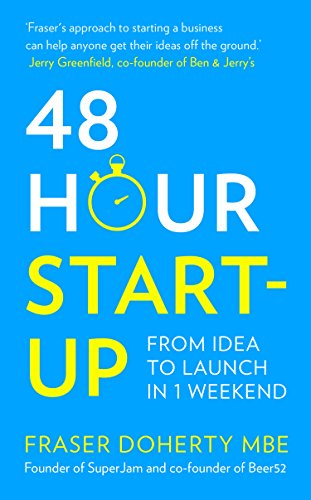 48-Hour Start-up: From idea to launch in 1 weekend cover