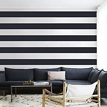 MairGwall Easy Stripes Wall Decals Custom Wall Stripes Wall Decals Wall  Stickers Home,
