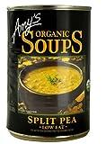 Amy's Organic Soup Low Fat Split Pea -- 14.1 fl oz - 2 pc