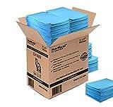 PETSWORLD Cat Pads 11x19 Generic Refill for Breeze Tidy Cat Litter System, 100 Pads