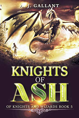 Book: Knights of Ash by A. J. Gallant