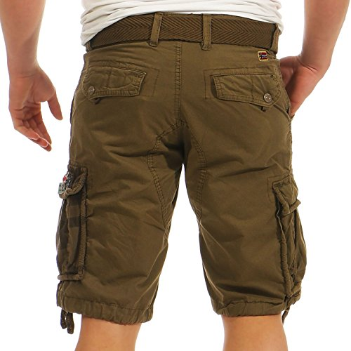 Short Norway Geographical Kaki Geographical Homme Norway qBOaOg