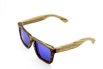Bambus Sonnenbrille Fashion Herren und Damen Bambus Brille polarisierte Sonnenbrille Bambus Sonnenbrille, carbonization bamboo