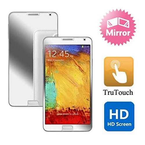 Sprint Samsung Galaxy Note 4 (SM-N910P) Screen Protector, Mirror Screen Protector HD Clear LCD Cover Film Display Touch Screen Shield for Samsung Galaxy Note 4 (SM-N910P) (Mirror Screen Protector Note 4)