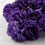 Poly-Silk-Carnation-Bush-14-Blooms-For-Indoor-Decor