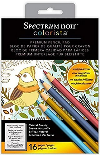 Colorista Pencil Pads - Natural - Nat Noir