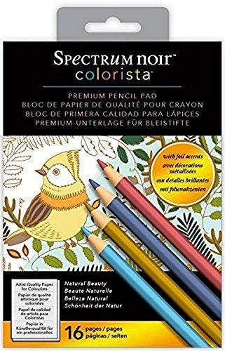 Colorista Pencil Pads - Natural - Noir Nat