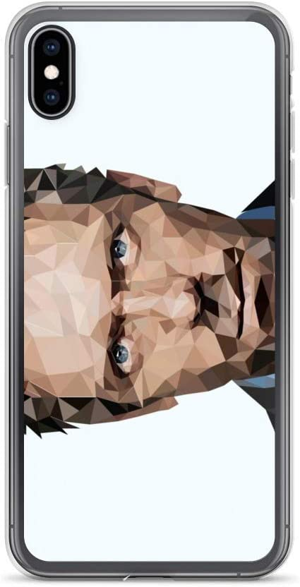 iPhone 6 Plus/6s Plus Case Anti-Scratch Television Show Transparent Cases Cover Low Poly House Tv Shows Series Crystal Clear