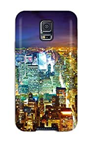 Perfect City Of Paris Case Cover Skin For Galaxy S5 Phone Case