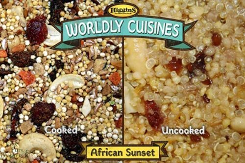 Higgins Worldly Cuisine African Sunset 13 Ounce by Higgins