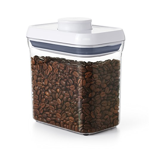 OXO Good Grips POP Container – Airtight Food Storage – 1.5 Qt for Coffee and More (Airtight Coffee)