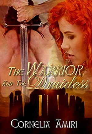 book cover of The Warrior and the Druidess