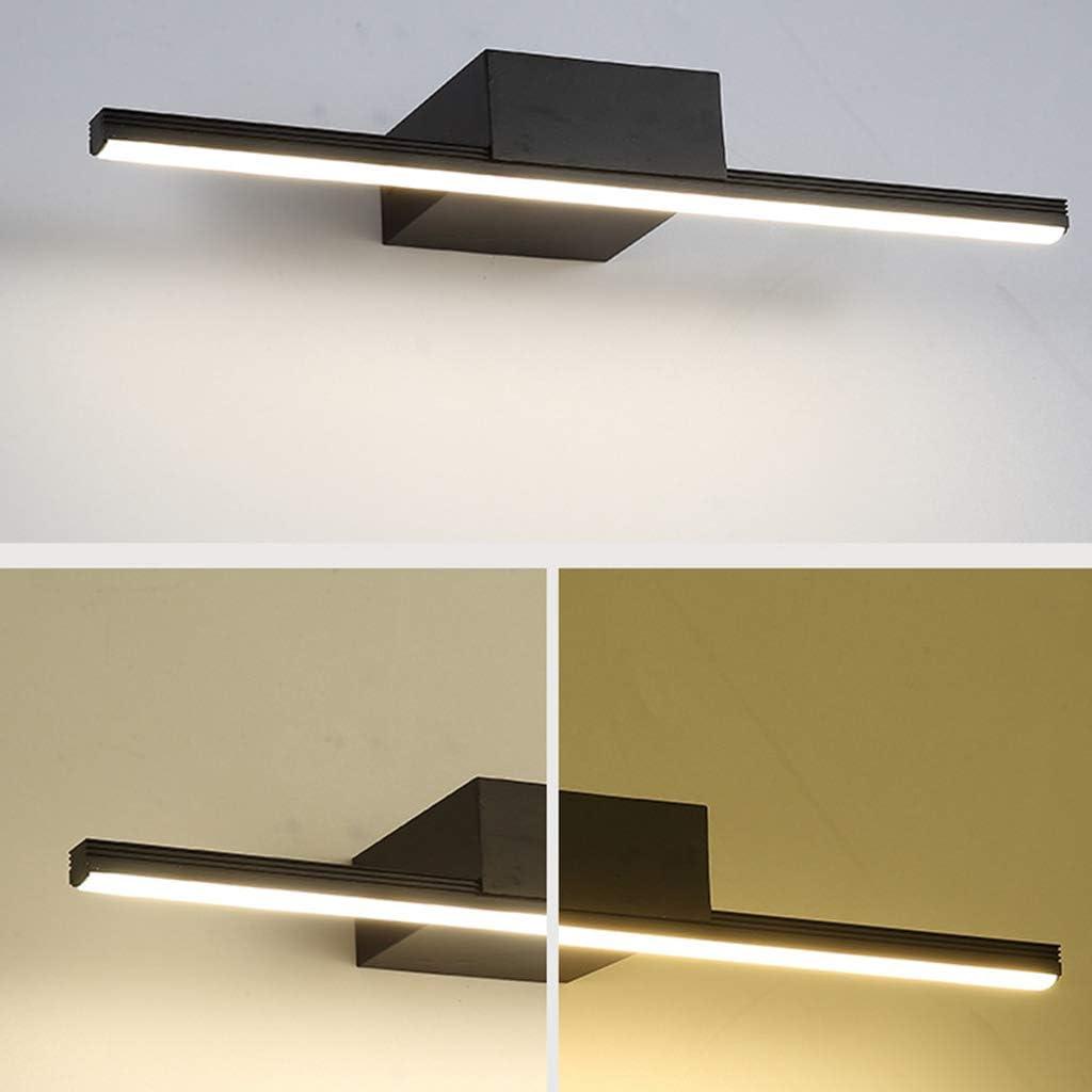 Liabb LED-Spiegel-Front-Lampe 40-120CM Badezimmer Spiegelschrank Nacht Schlafzimmer Wandleuchte Treppen Wandleuchte Wandbild Wohnzimmer Aisle-Lampe