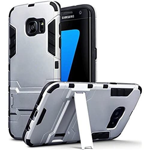 Galaxy S7 Edge Case - Terrapin Samsung Galaxy S7 Edge Cover - Full Body Shock Resistant Armor Case - High-Tech Sales