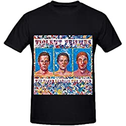 Violent Femmes The Blind Leading The Naked Tour Soul Men Crew Neck Cotton T Shirts Black