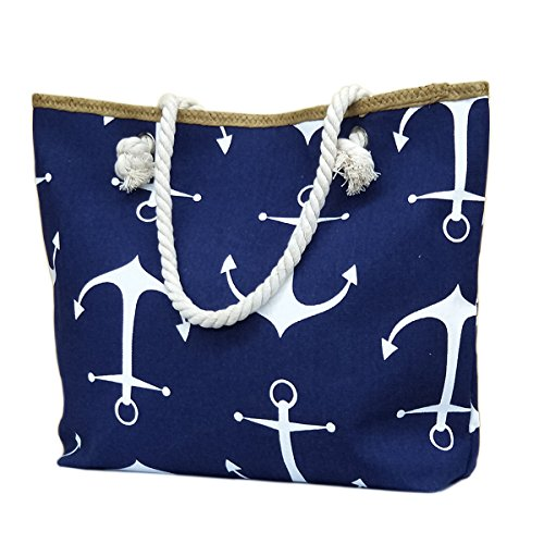 - MeliMe X-Large Travel Shoulder Beach Tote Bag with Handmade Woven Straw Binding, Cotton Rope Handles, Waterproof Lining and a pocket inside.