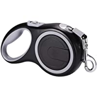 EC.TEAK Retractable Dog Leash, 26 Feet/16 Ft Dog Walking Leash for Small to Large Dogs up to 110lbs /44 lbs, One Button Break & Lock, Heavy Duty No Tangle