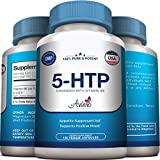 Premium 5-HTP Supplement 100 mg – Supports Weight Loss by Appetite Suppression, Aids in Positive Mood, Sleep, Stress, Relaxation by Aviano Botanicals