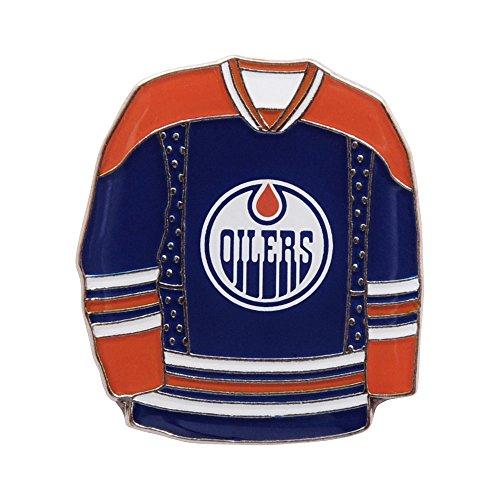 NHL Edmonton Oilers Dark Jersey Pins