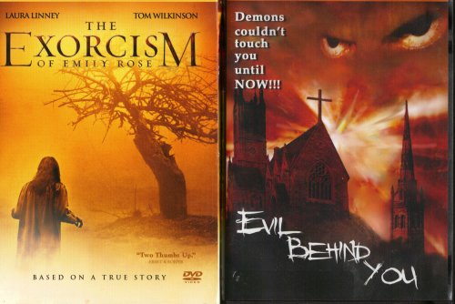 Evil Behind You , the Exorcism of Emily Rose : Demoic Possession 2 Pack Collection