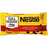 Nestle Tollhouse Nestle Tollhouse Semi Sweet Morsels, 6 Ounce Bags