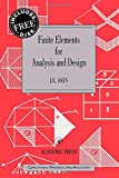 img - for Finite Elements for Analysis and Design: Computational Mathematics and Applications Series book / textbook / text book