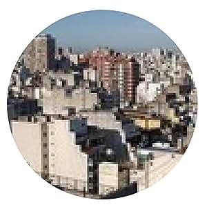 alfombrilla de ratón Buenos Aires, Argentina - ronda - 20cm