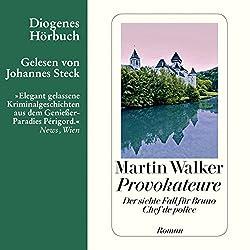 Provokateure (Bruno Courrèges 7)