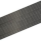 ZYHOBBY 10pack 0.5x3x500mm Carbon Fibef Strip