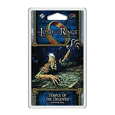 Lord of the Rings LCG: Temple of the Deceived: Toys & Games