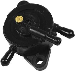 Fuel Pump 2439304S 2439316S 808656 49040-7001 Compatible with Kawasaki 15HP-25HP Engine Kohler 17HP-25HP Engine Briggs Stratton Honda GX610 GX620 GX670 GXV520 GXV530 GXV610 GXV620 GXV670