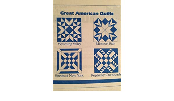 Amazon Com Great American Quilting Template Patterns