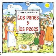 La Panes y los Peces / Loaves and Fishes (Cuentos De La Biblia) (Spanish Edition) by Usborne Books (1999-12-01)