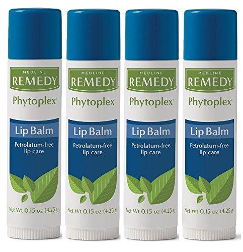 Medline MSC092915H Remedy Phytoplex Lip Balms (4 Pack)