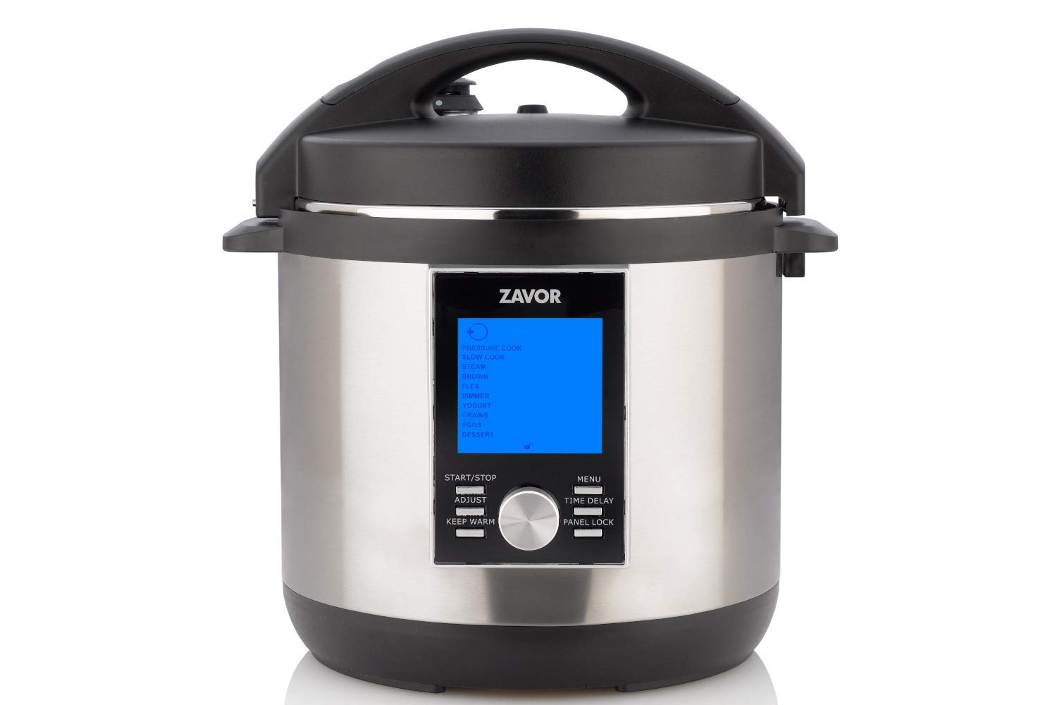 Zavor LUX LCD 6-Quart Programmable Electric Multi-Cooker with Multi-Cooker Perfection Cookbook by Zavor (Image #2)