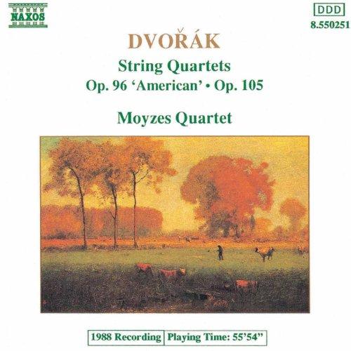 Dvorak: String Quartet No. 12,