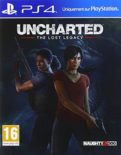 Third Party   Uncharted   The Lost Legacy Occasion   Ps4     0711719857464