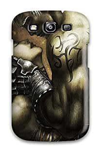 Durable Protector Case Cover With Love Hot Design For Galaxy S3