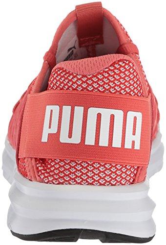 Puma Kvinner Enzo Nf Wn Sneaker Krydret Korall-puma Hvit