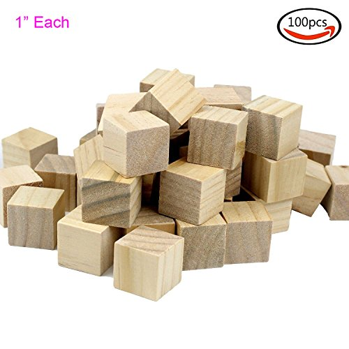 Goodlucky Wooden Blocks Carving Supplies product image
