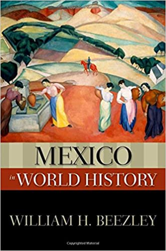 Book Mexico in World History (New Oxford World History)