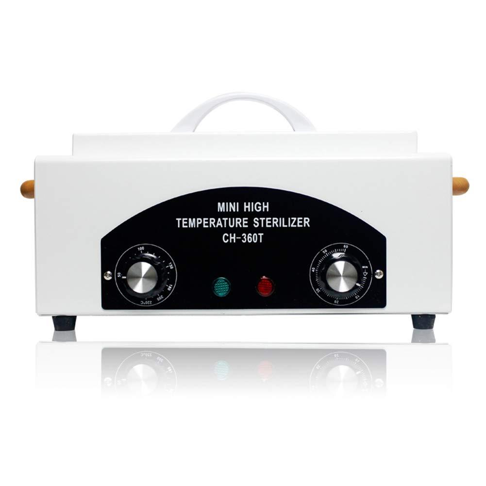 DishyKooker Portable Mini High Temperature Sterilizer for Towel Tweezers Scissors Manicure Tools Australian regulations