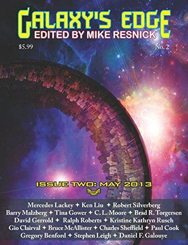 Read Online Galaxy's Edge: Magazine: Issue 2, May 2013 PDF