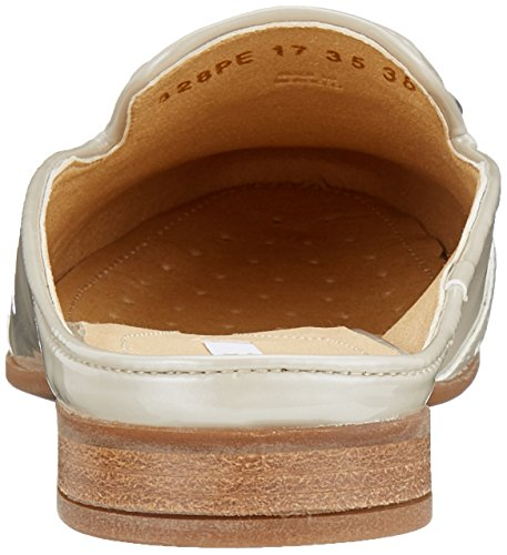 Beige Cream Geox Marlyna D E Damen Pantoffeln BwFgXB