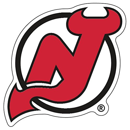 nj devils car magnet - 3
