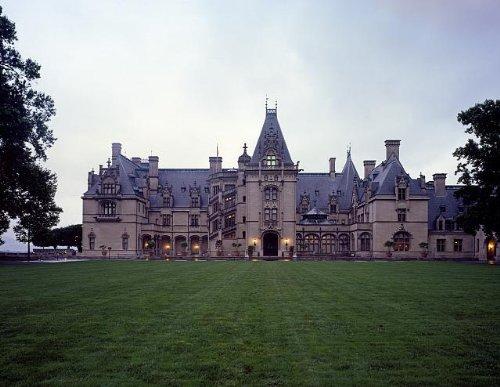 Photo: Biltmore Mansion,Asheville,North Carolina,NC,America,Carol Highsmith,1980-2006