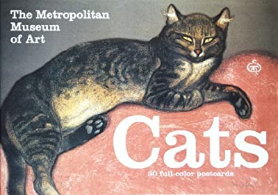 Cats: 30 Full-color Postcards by Metropolitan Museum of Art (1992-11-17)