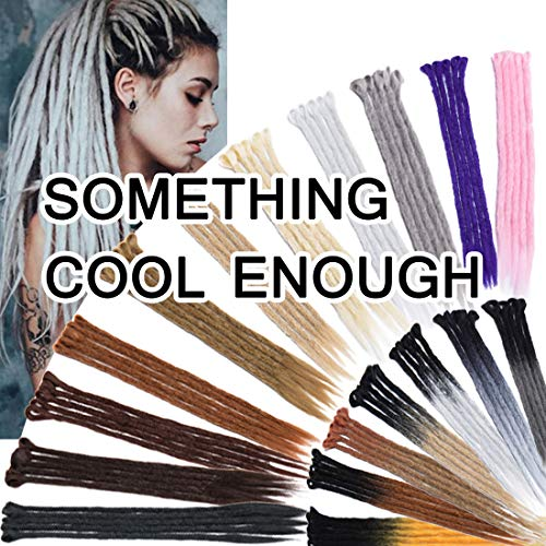 SEGO Dreadlock Extensions Synthetic Extension product image