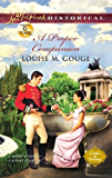 A Proper Companion (Ladies in Waiting Book 1)